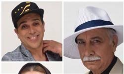 سه بازیگر جدید به «آقای سانسور» پیوستند