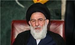 آیتالله هاشمی شاهرودی به احمدینژاد تسلیت گفت