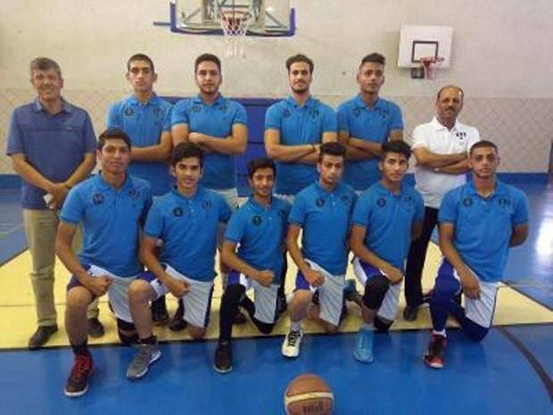 صعود تیم هرمزگان به جمع چهار تیم برتر بسکتبال جوانان کشور