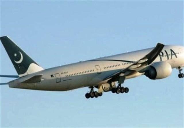 لغو رسمی پروازهای هواپیمایی پاکستان به آمریکا از نهم آبانماه جاری