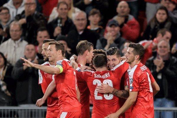 پیروزی پرگل سوئیس مقابل مجارستان/ پرتغال کار را به روز آخر کشاند