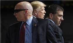 اعتراض مخالفان ترامپ به هزینه سرسامآور حفاظت از وی و خانوادهاش