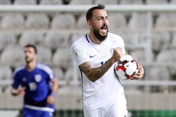 یونان جای بوسنی را در رده دوم جدول گرفت