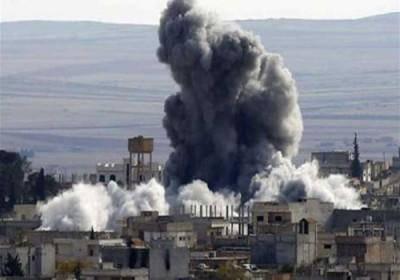 15 غیرنظامی در حمله جنگنده های ائتلاف به حسکه سوریه کشته شدند