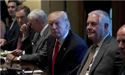 ترامپ: تیلرسون باید سرسختتر میبود