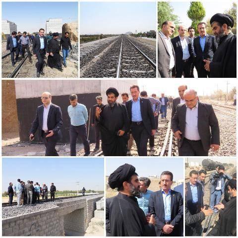 توسعه راه آهن در اولویت برنامه های دولت دوازدهم قرار دارد