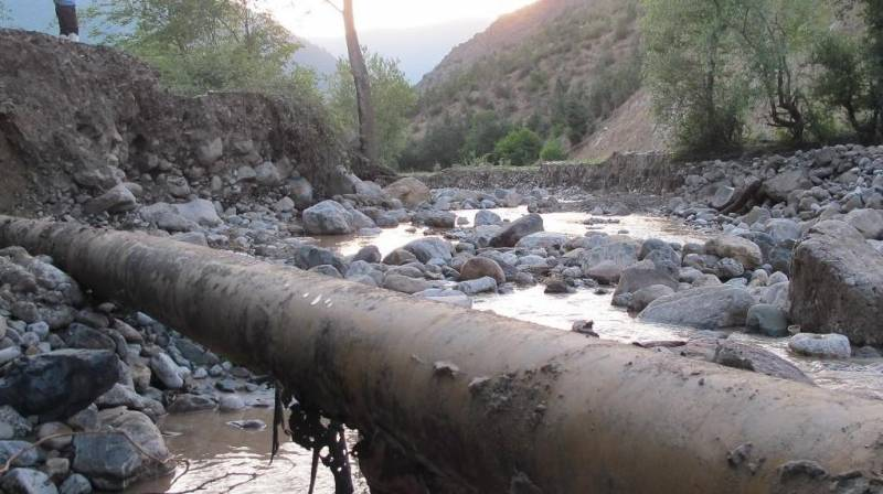 20 درصد لوله های انتقال آب دامغان فرسوده است/اعتبار مورد نیاز 30 میلیارد ریال