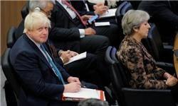 نخستوزیر انگلیس به تنزل رتبه وزیر خارجهاش  اشاره کرد