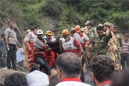 مطالبات حقوق جانباختگان معدن آزادشهر به زودی پرداخت میشود