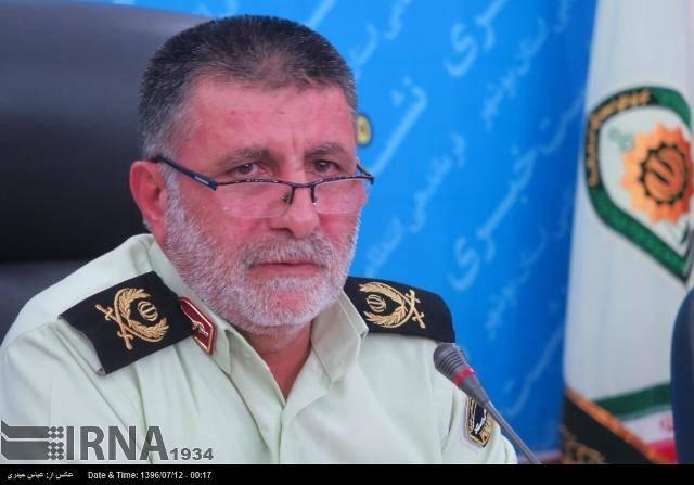 فرمانده انتظامی بوشهر:خانواده و مدرسه 2 نهاد تاثیرگذار در برقراری نظم اجتماعی هستند