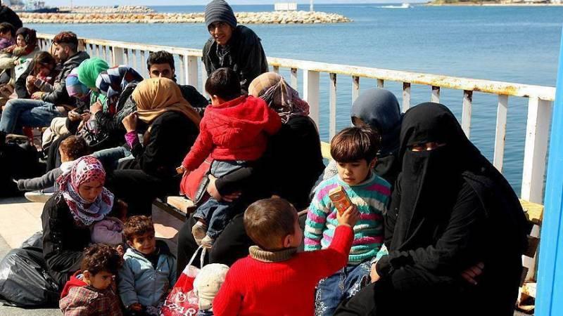 857 مهاجر و پناهجوی غیرقانونی در ترکیه دستگیر شدند