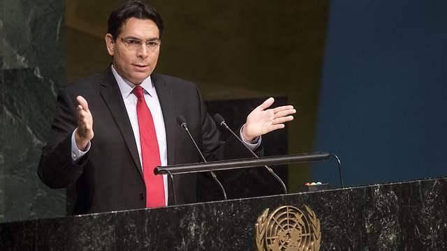 واکنش سفیر رژیم صهیونیستی در سازمان ملل به خروج آمریکا از یونسکو