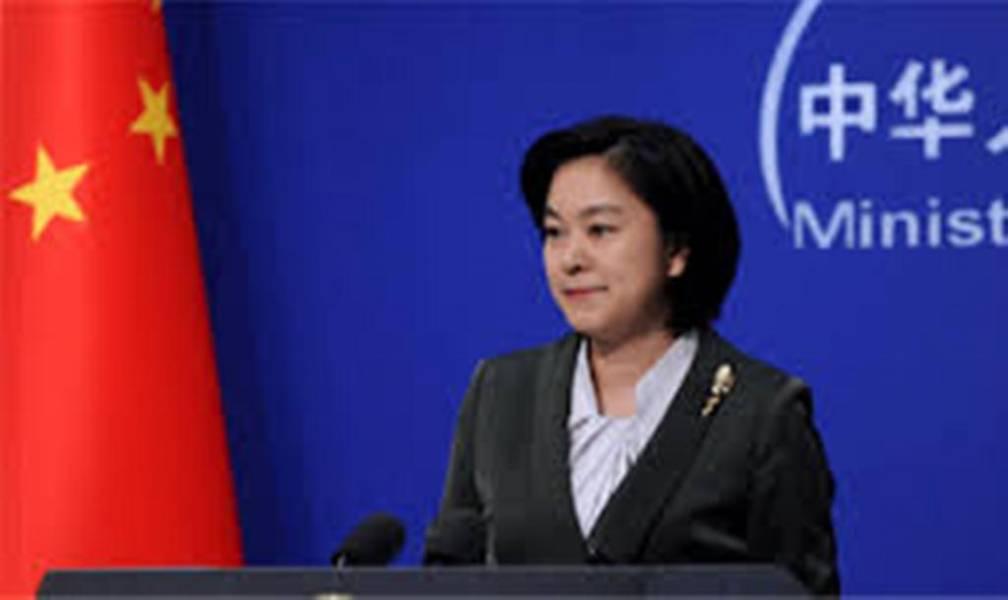چین به دخالت های انگلیس در امور هنگ کنگ اعتراض کرد