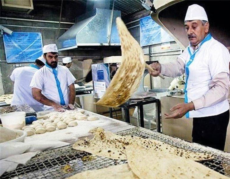 یک هزار و 200 تن آرد برای تامین نان نانوایی های ایلام در اربعین 96 اختصاص یافت