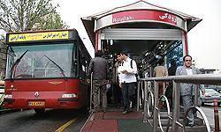 اتوبوسهای BRT تبدیل به زندانهای متحرک برای مسافران شده است