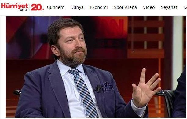 روزنامه نگار مشهور ترکیه به اتهام ارتباط با گروه گولن دستگیر شد