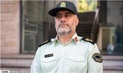 آمادهباش صد درصدی پلیس تهران در روز اربعین/ پوشش مسیر راهپیمایی جاماندگان اربعین توسط پلیس پایتخت