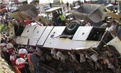 علت قطعی واژگونی مرگبار اتوبوس ولوو در محور سوادکوه/ معرفی سه مقصر این حادثه تلخ