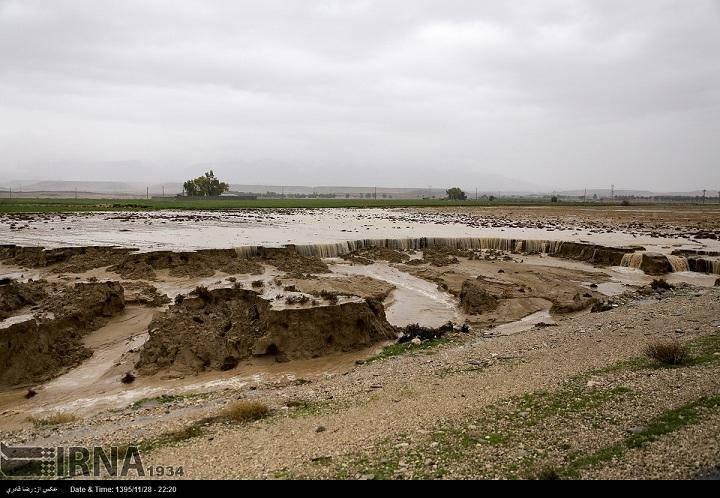 ابلاغ اعتبار 166 میلیارد تومانی برای جبران خسارت ناشی از سیل در فارس
