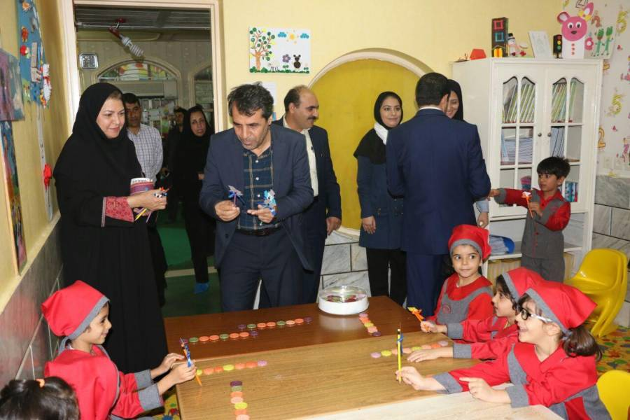 افتتاح نخستین مرکز رفاه کودک و خانواده در دزفول