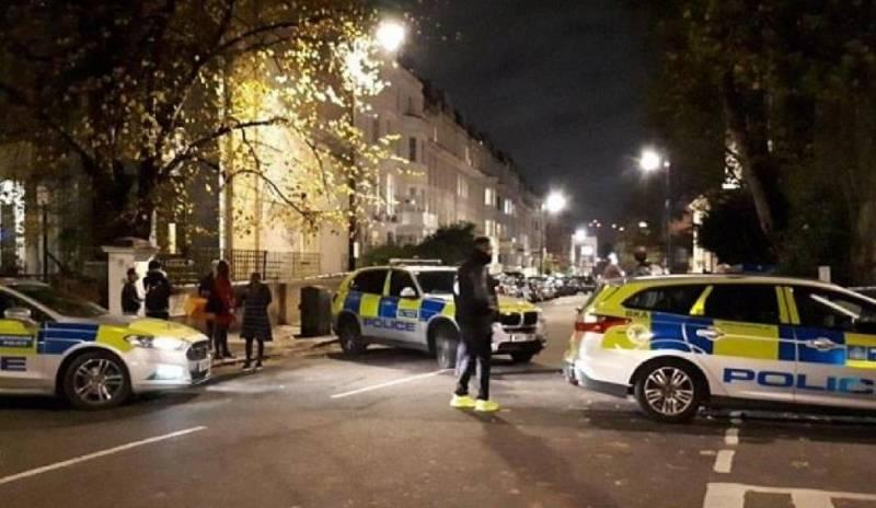 بازداشت پنج  نفر در عملیات پلیس انگلیس