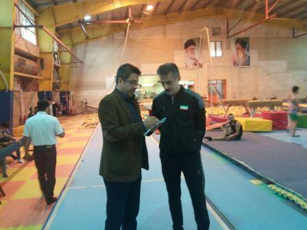 اردوهای تیم ملی ژیمناستیک برای حضور پرقدرت در رقابت های آسیایی دنبال می شود