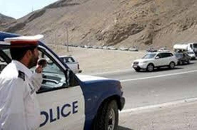 پلیس راه : جاده کرج - چالوس یک طرفه شد