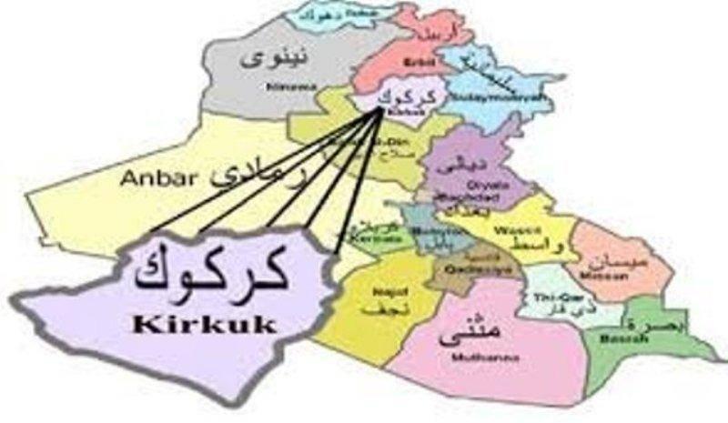 افراد مسلح چهار کارمند شرکت دولتی نفت در کرکوک را ربودند