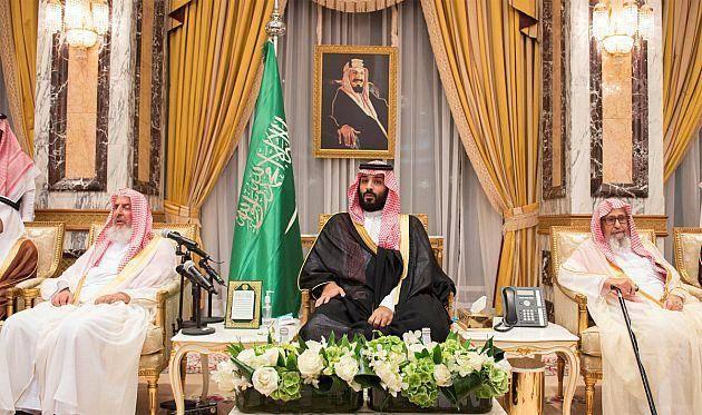 محمد بن سلمان برای تصاحب قدرت عجله دارد
