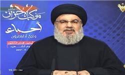 سید حسن نصرالله: «سعد الحریری» در عربستان بازداشت است/ عربستان از اسرائیل خواسته است تا به لبنان حمله کند