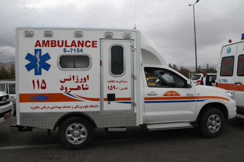 هفت حادثه رانندگی در شرق سمنان 2کشته و 24 مصدوم برجا گذاشت