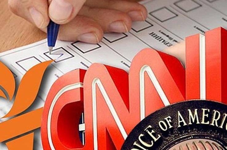 روسیه تحریم سه رسانه آمریکایی را در دستور کار قرار داد