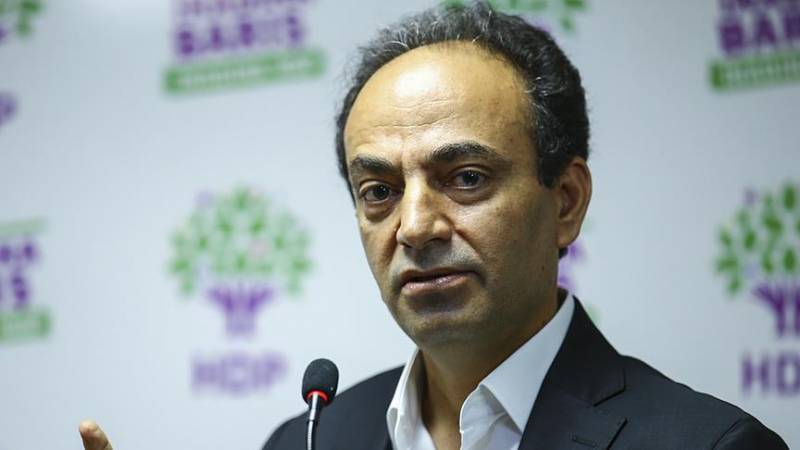 صدور قرار بازداشت سخنگوی حزب دموکراتیک خلق های ترکیه