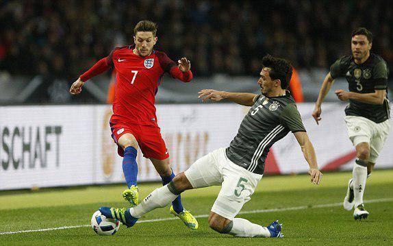 دیدارهای تدارکاتی فوتبال؛ تساوی انگلیس و آلمان، پیروزی فرانسه و پرتغال