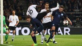 نتایج بازیهای دوستانه؛ برد فرانسه برابر ولز / تساوی انگلیس و آلمان در دیداری که واقعا دوستانه بود!