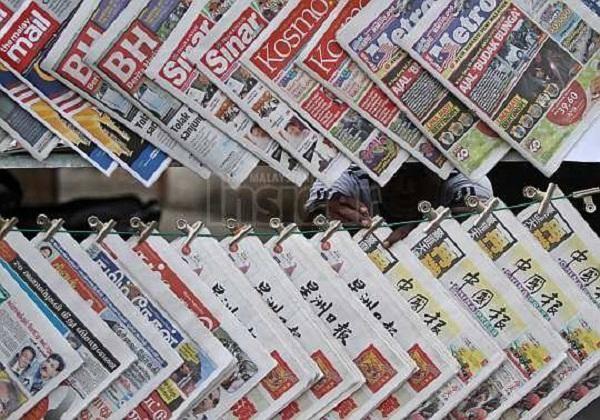 سرخط روزنامه های مالزی - شنبه 20 آبان