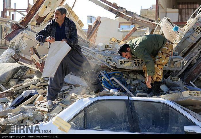 سپاه چهارمحال و بختیاری 6 روستای زلزله زده کرمانشاه را بازسازی می کند