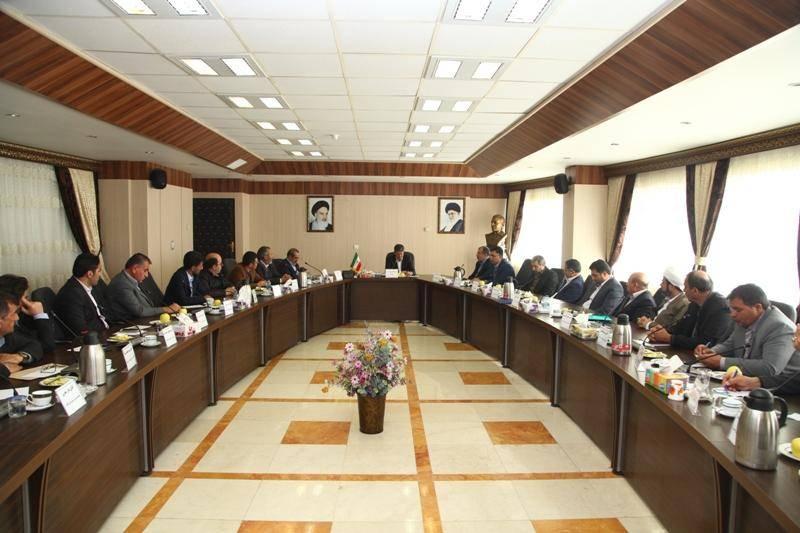 رئیس و اعضای هیات رئیسه شورای اسلامی استان آذربایجان غربی انتخاب شدند