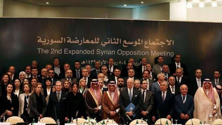 انتخاب تیم جدید مذاکره کننده مخالفان بشار اسد