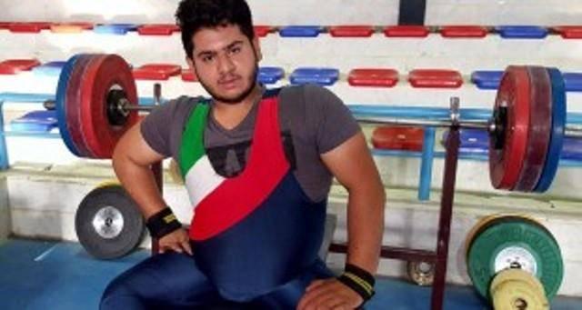 وزنه بردار کامیارانی به اردوی تیم ملی جانبازان و معلولین اعزام شد