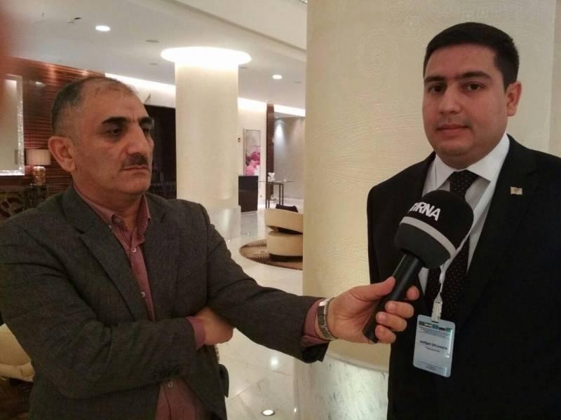 ترکمنستان برای همکاری با کشورهای حاشیه خزر در حوزه شیلات  آماده است