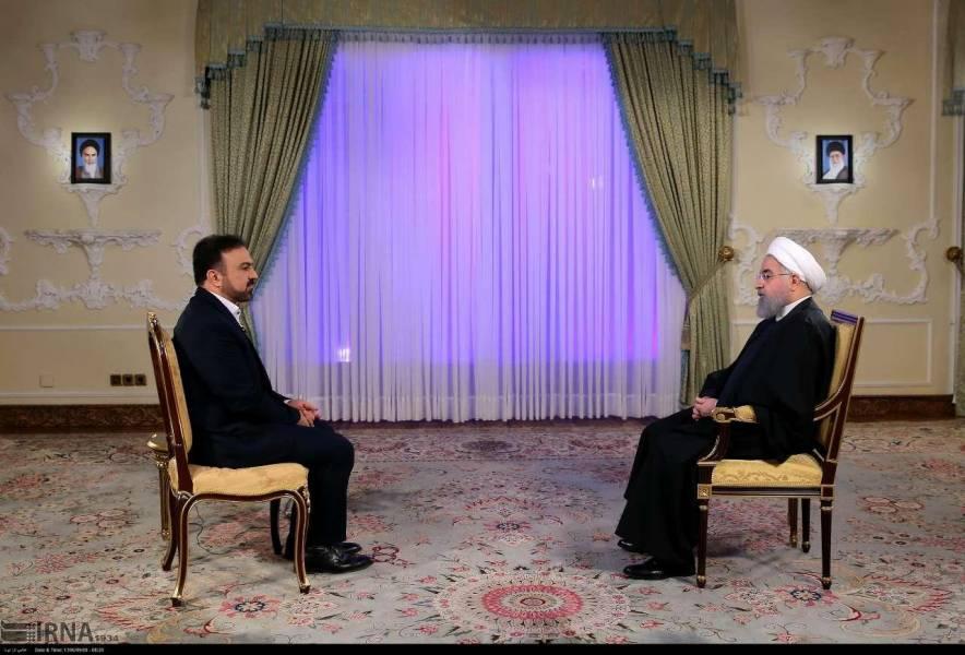 روحانی : عملکرد صد روزه دولت از هم اکنون در سایت دولت ( dolat.ir) در دسترس است