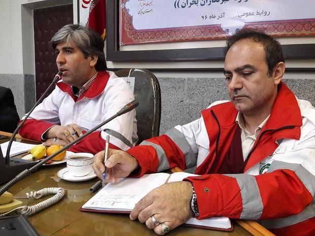 هلال احمر استان مرکزی 155 محموله کمک های مردمی برای زلزله زدگان ارسال کرد