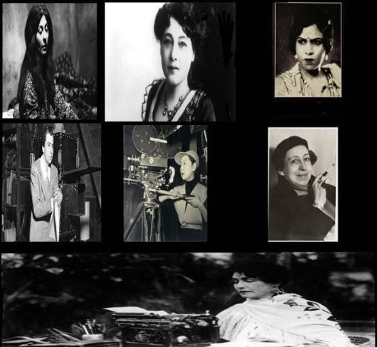 مروا نبیلی از اولین فیلمسازان زن ایرانی کار خود را در سینما با منشیگری صحنه و بازیگری آغاز کرد و اولین فیلم خود را با نام «خاک بکر» در سال ۱۳۵۶ ساخت. خاک بکر در هنگام نمایش، موفقیت چشمگیری را در جشنوارههای جهانی از آن خود کرد. موسسه فیلم بریتانیا فیلم خاک بکر را فیلمی فمینیستی دانسته و از منظر مولفههای سینمایی با فیلمهای شانتل آکرمن مقایسه کرده است