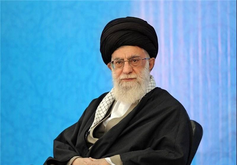 مسئولان نظام و میهمانان کنفرانس وحدت اسلامى با رهبر انقلاب دیدار کردند