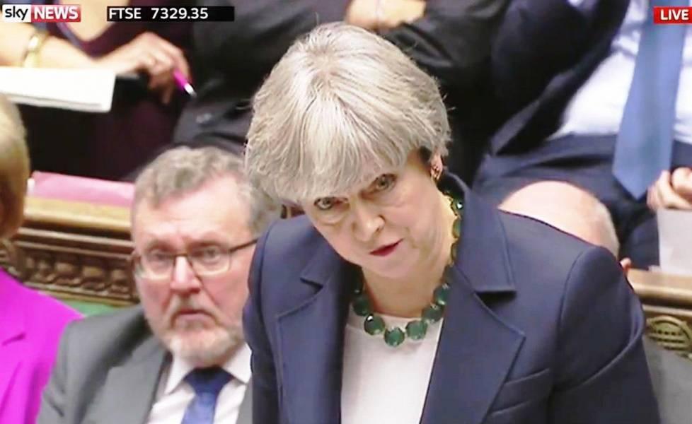 نخست وزیر انگلیس، بیتالمقدس را پایتخت مشترک فلسطین و رژیم صهیونیستی دانست