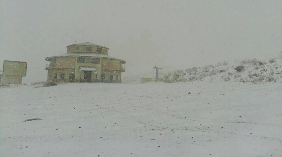 بارش برف و باران آذربایجان غربی را فرا گرفت