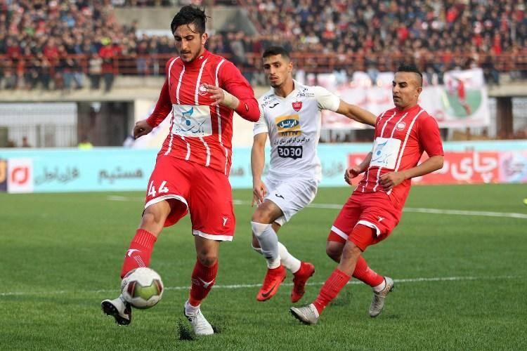 لیگ برتر فوتبال؛ پیروزی پرسولیس برابر سپیدرود در رشت