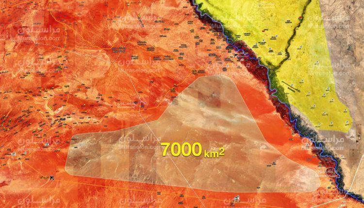 ساحل غربی فرات از رقه تا البوکمال آزاد شد