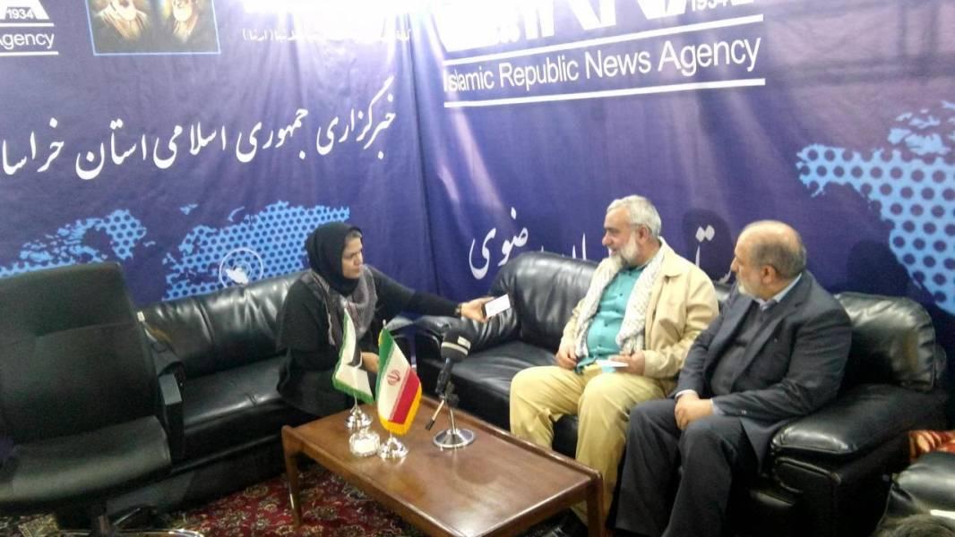 سردار نقدی: متولیان در حمایت و پخش فیلمهای دفاع مقدس کوتاهی می کنند